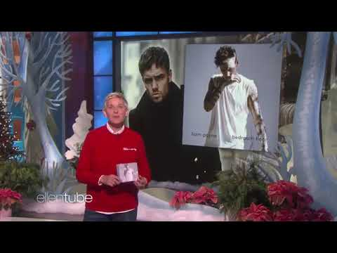 Liam Payne Performs Bedroom Floor (Ellen Show)