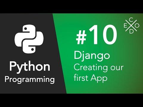 First Django App - Part 10 (Final)