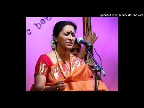 BOMBAY JAYASHREE -MEENAKSHI PANCHA RATHNAM