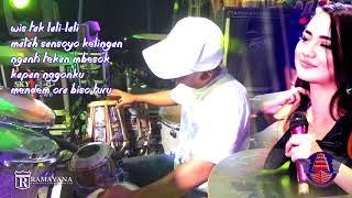 Download KETAMAN ASMORO cak met lagune mantul mantul LIRIK - LALA WIDI NEW PALLAPA