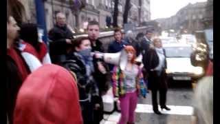 Mirni prosvjed, Rijeka 8.3.2013.