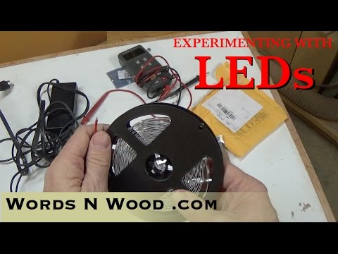 Can LED strip lights replace Fluorescent!?(WnW #46)