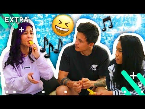 KAZOO CHALLENGE!!! (VIDEO EXTRA)