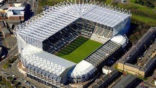 St James39; Park - NEWCASTLE Football Stadium