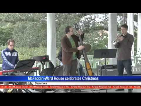 McFaddin Ward House spreads Christmas cheer