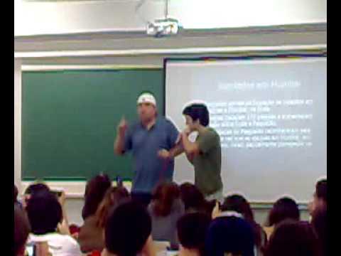 Alex e Joao sala 3 consolaçao mandando no rap