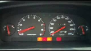 Hyundai Lantra/ Elantra J1 1994 1.8 GT 16v (warm start up)
