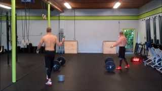 CrossFit Open 11.3 - July 2, 2013