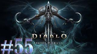 Diablo III Reaper of Souls Master #55 - Johanna