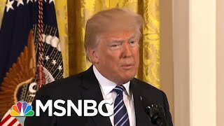Former White House Counsel: President Donald Trump Pardon Claims Are 'Sweeping' | MTP Daily | MSNBC thumbnail