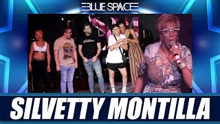 Blue Space Oficial - Silvetty Montilla - 18.05.19