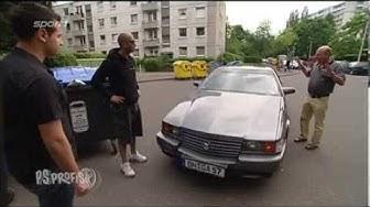 Die PS Profis - Jean Pierre checkt einen Cadillac STS