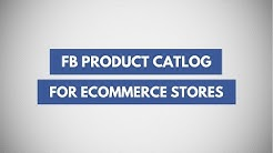 Learn How To Create Facebook Catalog Sales Ad For E-Commerce Stores To Increase Sales