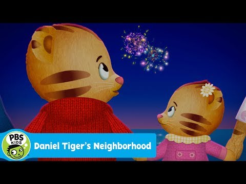 DANIEL TIGER'S NEIGHBORHOOD | First Time for Fireworks | PBS KIDS