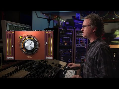 How to Get Rich Analog Tone with the Greg Wells ToneCentric Plugin