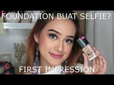 WET N WILD PHOTOFOCUS FOUNDATION FIRST IMPRESSION | Nadya Aqilla | Indonesia