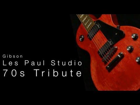 Gibson Les Paul Studio 70s Tribute  •  Wildwood Guitars Overview