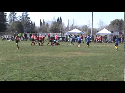 Rugby - CRC vs Chico Middle School Boys - Part 1