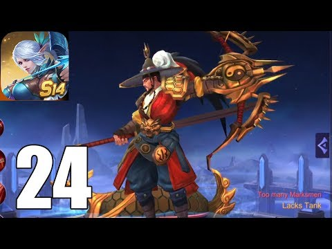 Mobile Legends : Bang Bang ( IOS / Androi ) Gameplay #24  - Yi Shun Shin