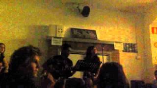 UWCAd Open Mic May 2015 - Wesley e Cinthia - El tiempo Está Después