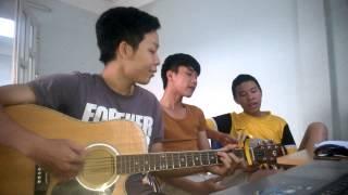 Một nhà guitar -Da LAB [Cover]