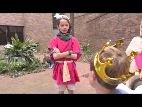 Esther the Brave: Kids Tell Bible Stories