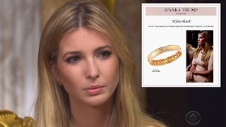 Did Ivanka Trump Wear $10K Bracelet On