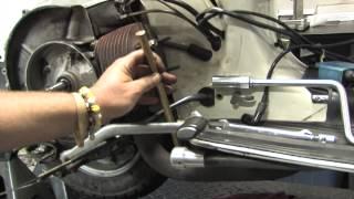 Rebuild a Vespa P125 Motor Part 1: Engine Tear-Down