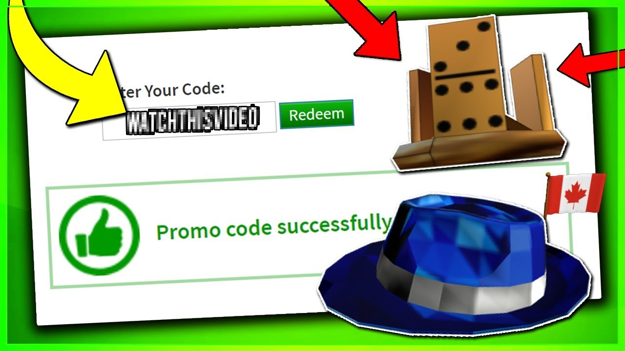 *AUGUST* ALL WORKING PROMO CODES ON ROBLOX 2019| ROBLOX ... on Promo Code Roblox id=72721
