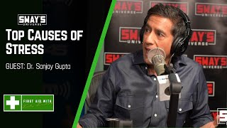 Dr. Sanjay Gupta Breaks Down The Top Causes Of Stress | Sway's Universe