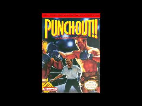 I beat Punch out!! but only recorded with audio
