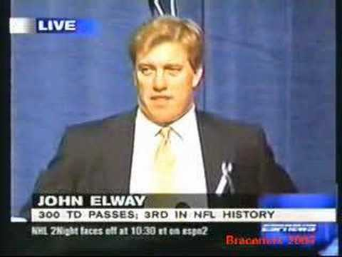 John Elway retirement announcement part 4