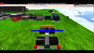 ROBLOX KZ SiDE Crash Testing