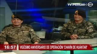 """Comandos Chavín de Huántar: """"Nuestra entrega no fue en vano"""""""