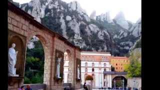 Monasterio Montserrat - Монастырь Монтсеррат. Испания(Это видео создано в редакторе слайд-шоу YouTube: http://www.youtube.com/upload., 2015-11-05T17:53:43.000Z)