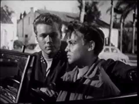 HOT ROD GIRL!  1950's exploitation B-movie