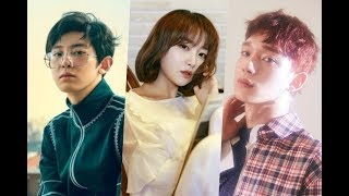Punch Shares Her Experience Collaborating With EXO's Chanyeol And Chen(News)