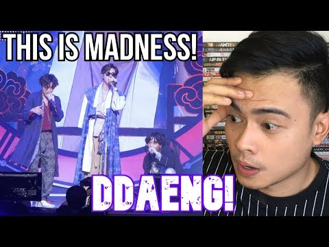 Filipino Reacts to BTS | DDAENG (COLOR CODED LYRICS) Mp3