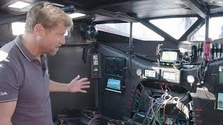 Sailing World on Water Transat Jacques Vabre Nov 05 19 Alex Thomson, Plus on-board Reports