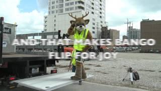 Milwaukee Bucks donate scrap metal to Ronald McDonald House