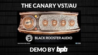The Canary FREE Transient Shaper VST Plugin DEMO