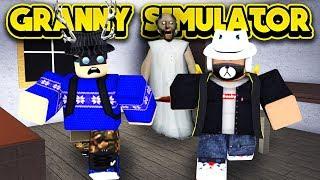 GRANNY SIMULATOR! (ROBLOX Granny Multiplayer)