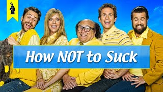 It's Always Sunny in Philadelphia: How NOT To Suck After 13 Seasons - Wisecrack Edition