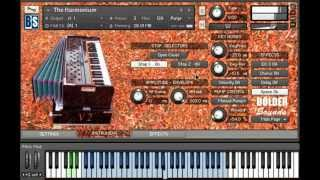 Harmonium V2 Demo - Bolder Sounds