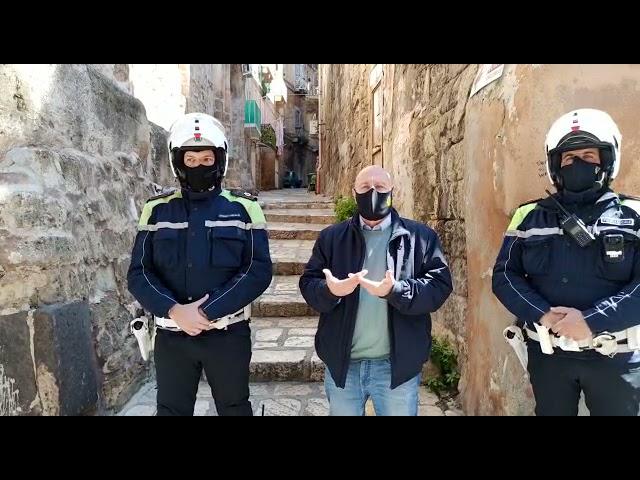 Taranto Città Vecchia: sicurezza e Polizia Locale
