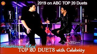 Wade Cota & LovelytheBand Duet INTRO & BEHIND THE SCENE  | American Idol 2019 TOP 20 Celebrity Duets Video