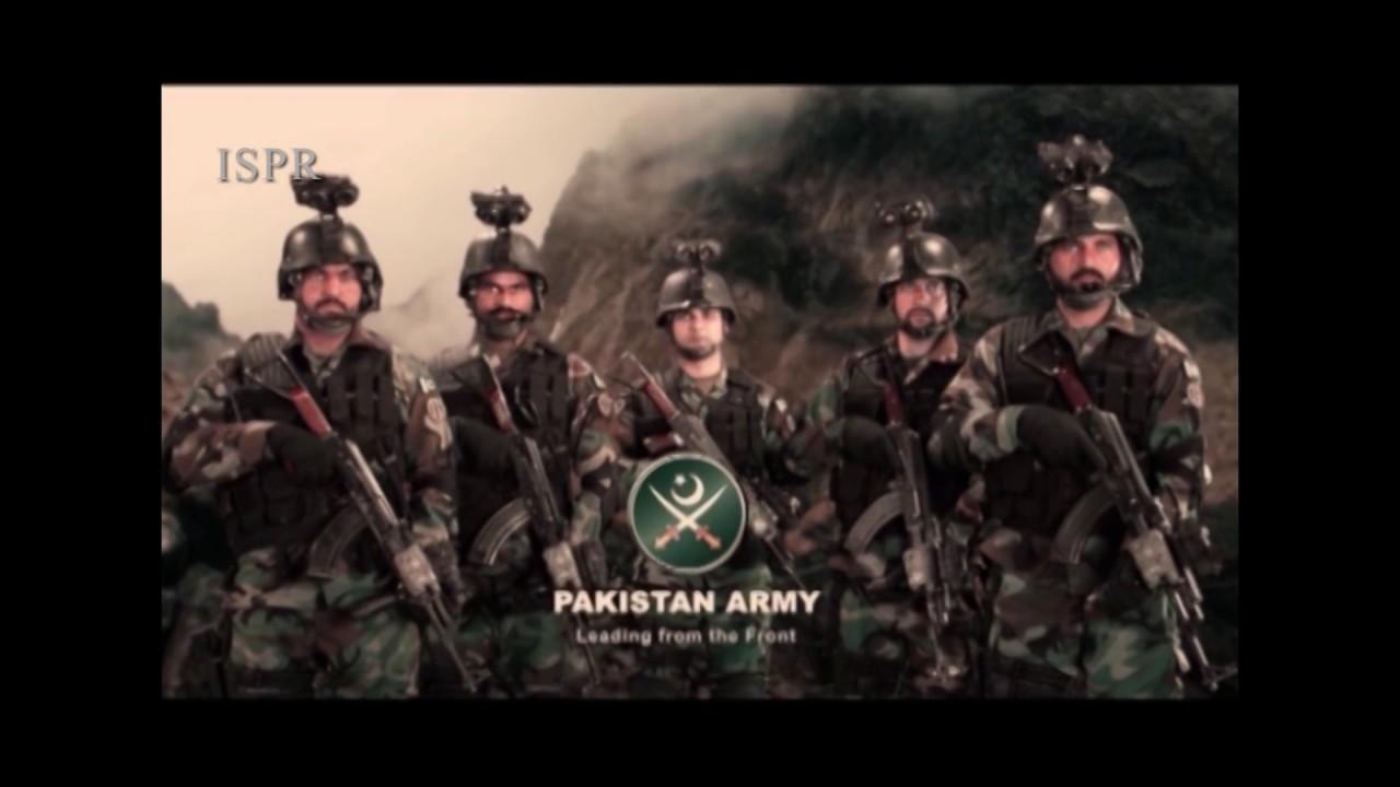 Allah u Akbar   Shahzad Roy   (ISPR Offical Video)