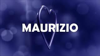 HAPPY BIRTHDAY MAURIZIO