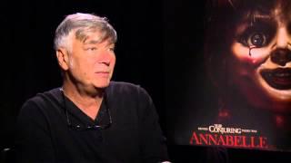 Annabelle: John Leonetti Exclusive Interview Part 2 Of 2 Talks Film Setting & Psychology