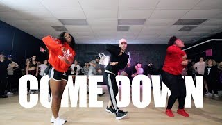 misha gabriel masterclass in miami fl andersonpaak   come down   voltikproductions dance